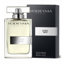 Yodeyma Kara men fragranza maschile eau de parfum 100 ml