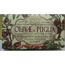 Olivae di Puglia saponetta Nesti Dante 150 gr