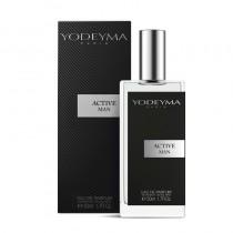 Yodeyma Active Man fragranza maschile eau de parfum 50 ml
