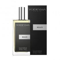 Yodeyma Beach eau de parfum fragranza maschile 50 ml