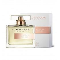 Yodeyma Nicolas for Her fragranza femminile ispirata al profumo originale Narciso Rodriguez 100 ml