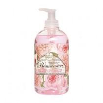 Romantica Rosa Medicea e Peonia soap liquid Nesti Dante 500 ml