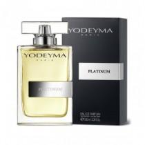 Yodeyma Platinum fragranza maschile ispirata al profumo originale Invictus Paco Rabanne 100 ml