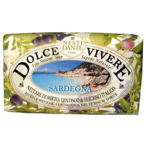 Dolce Vivere Sardegna sapone vegetale Nesti Dante 250 gr
