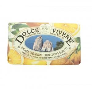 Dolce Vivere Capri sapone vegetale Nesti Dante 250 gr